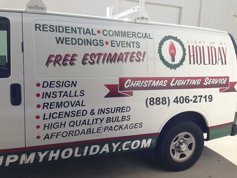 Cheap vehicle graphics Orange County
