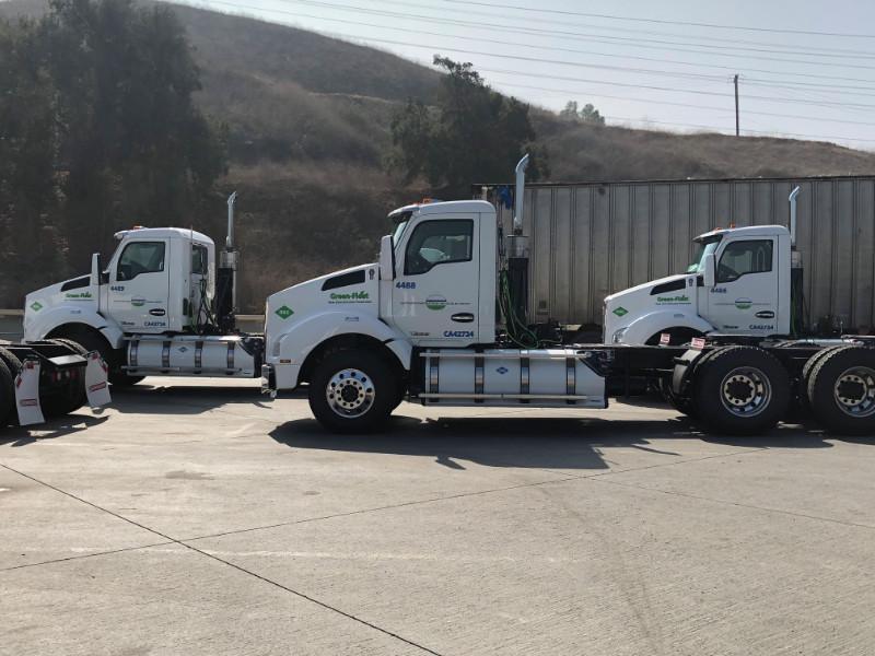 Fleet Truck Graphics