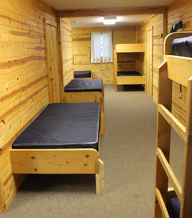 Arbor Village Cabin Interior II