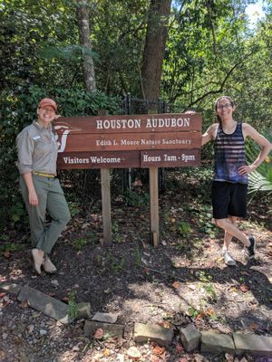 Edith L. Moore Nature Sanctuary Stewards