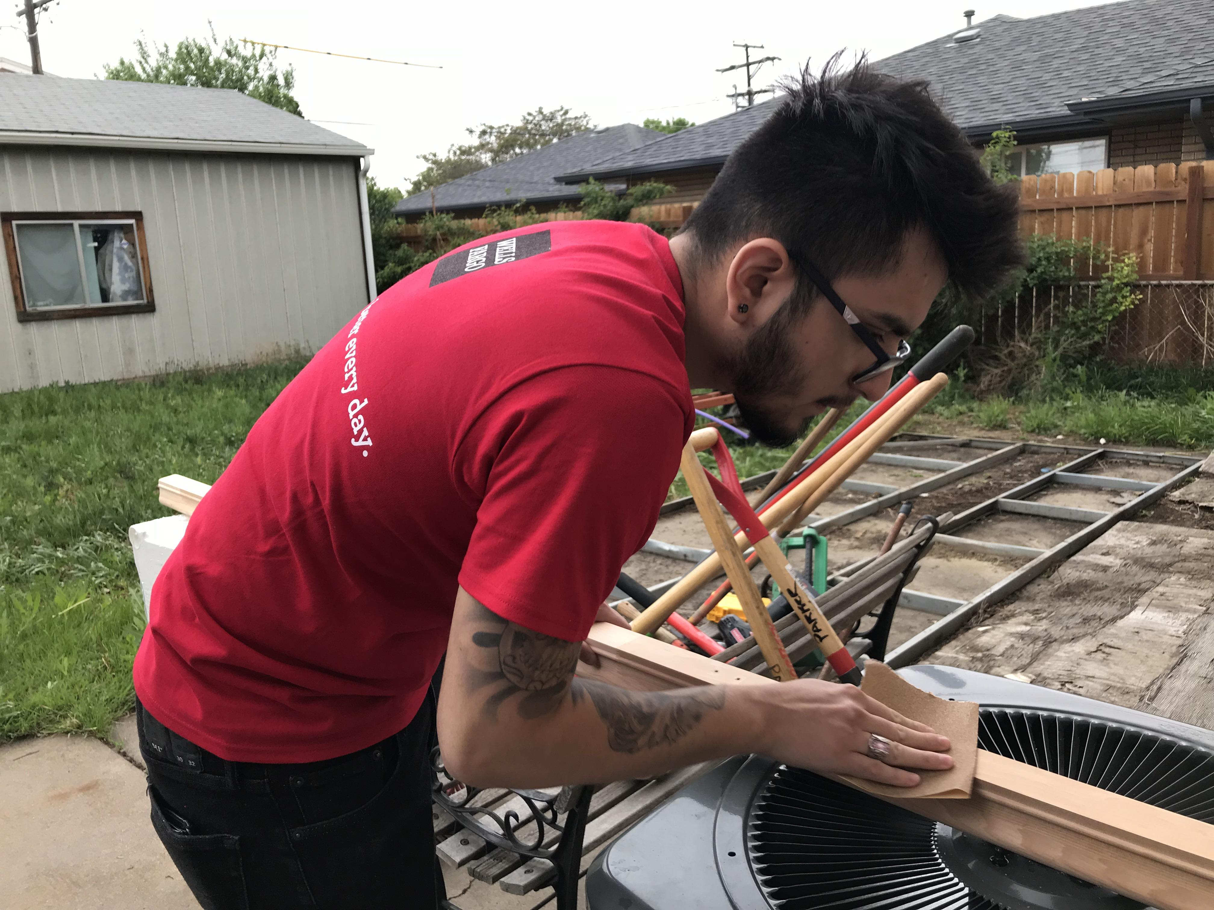 National Rebuilding Day - Wells Fargo