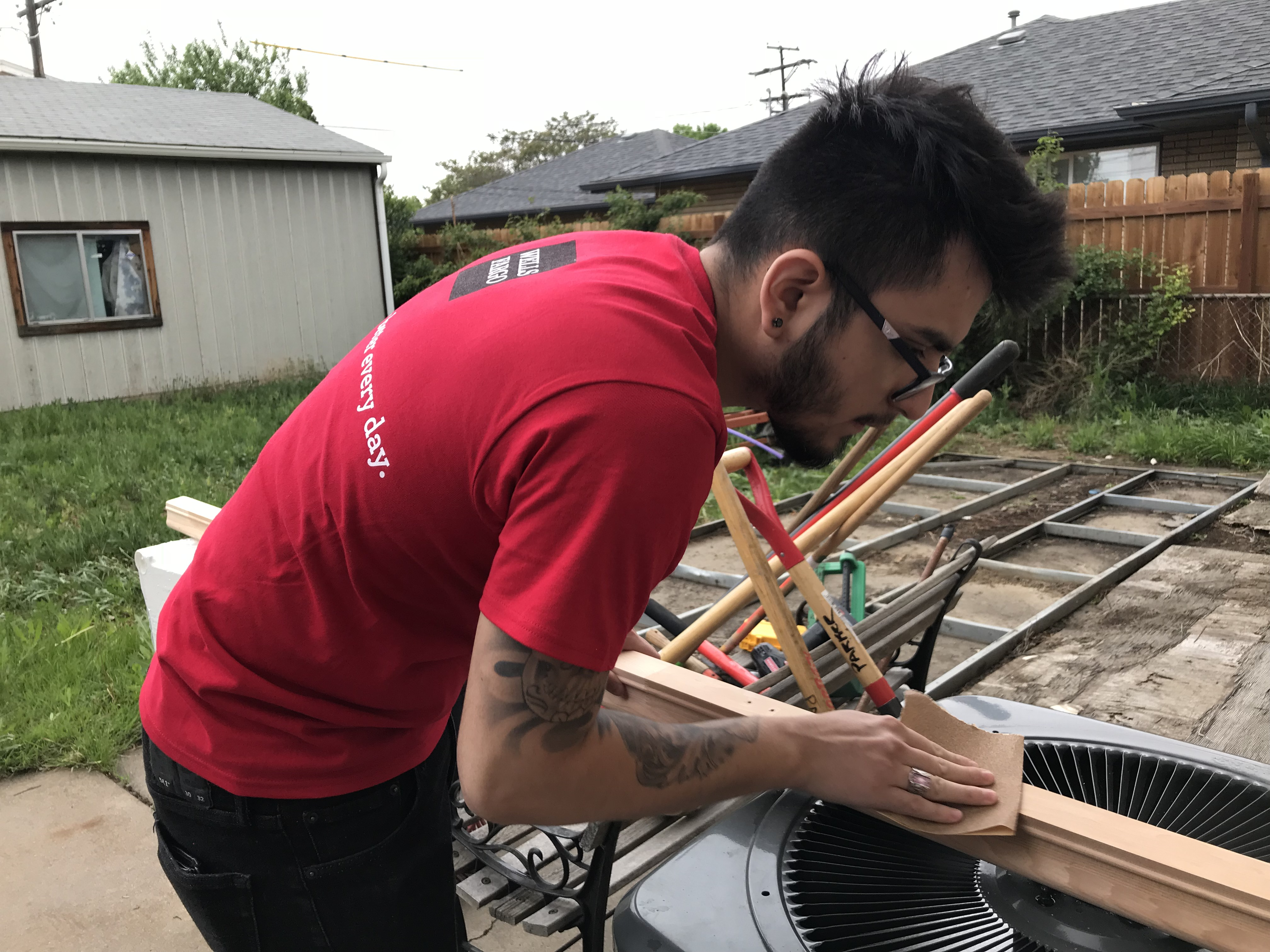 National Rebuilding Day - Wells Fargo