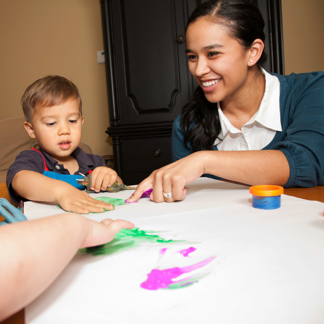 Get Help Paying for Child Care