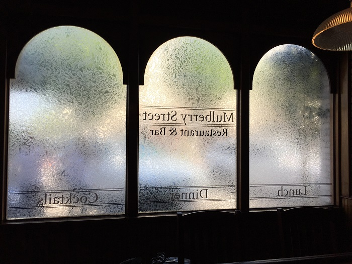Window Graphics in Frost