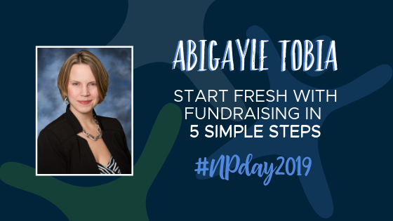 Start Fresh with Fundraising in 5 Simple Steps