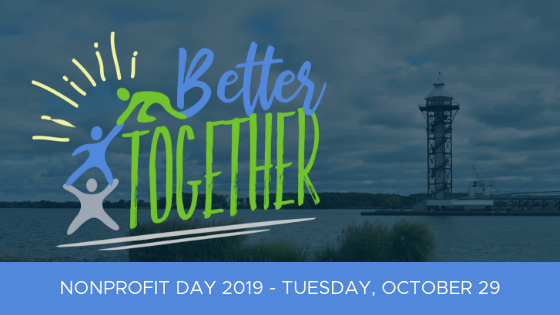 Nonprofit Day 2019 - Better Together