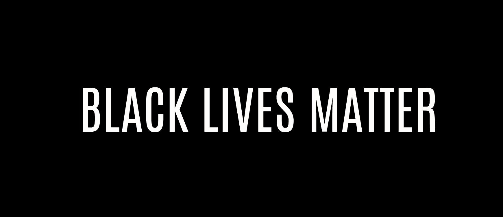 Black Lives Matter. Black Kids Matter.