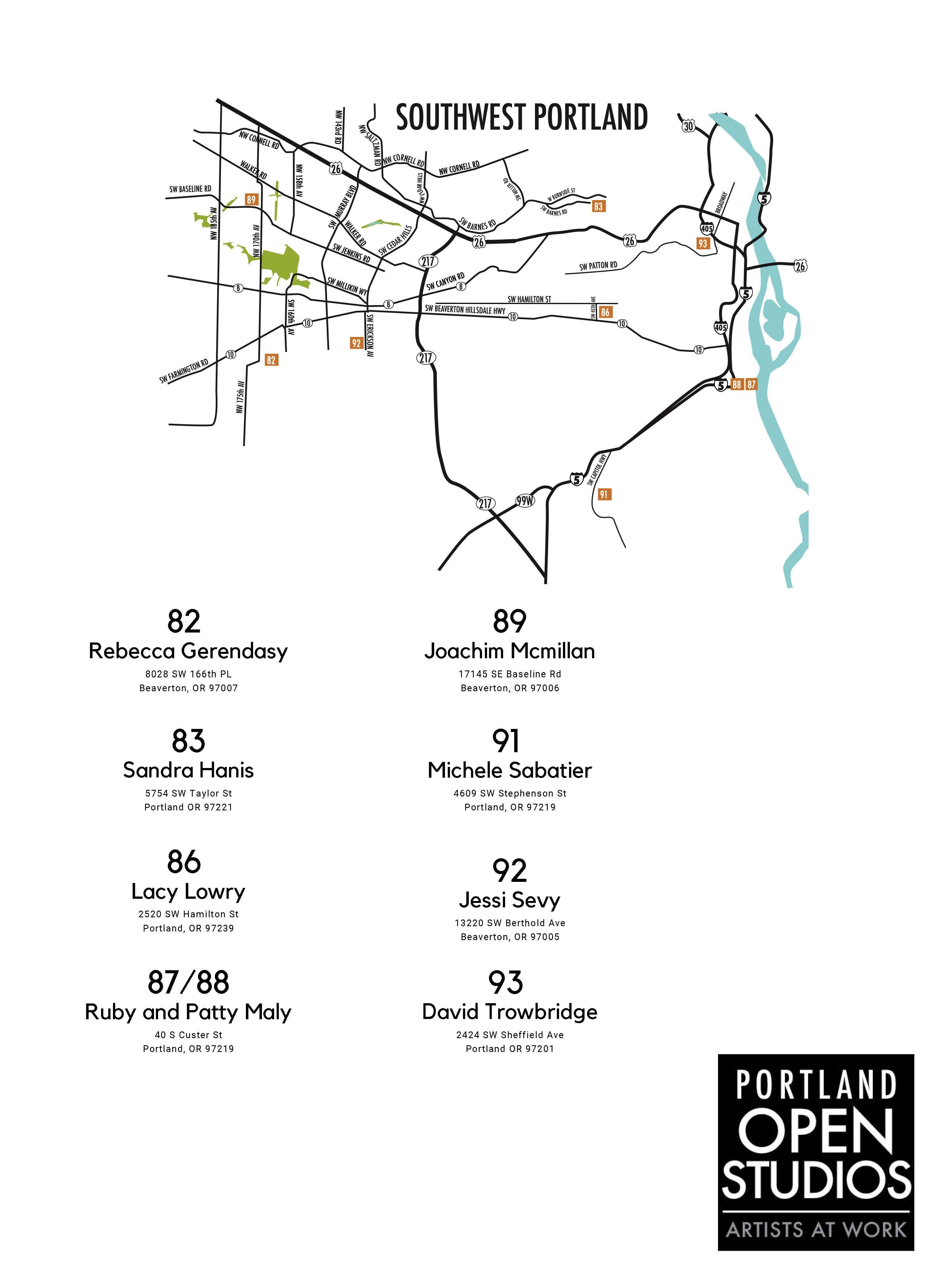 SW Portland