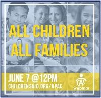 Webinar: All Children - All Families