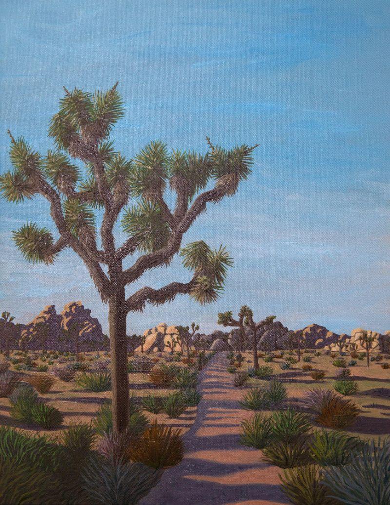 Desert Magic Hour