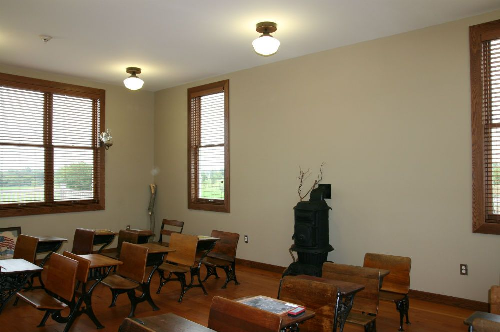 Inside the historical classroom