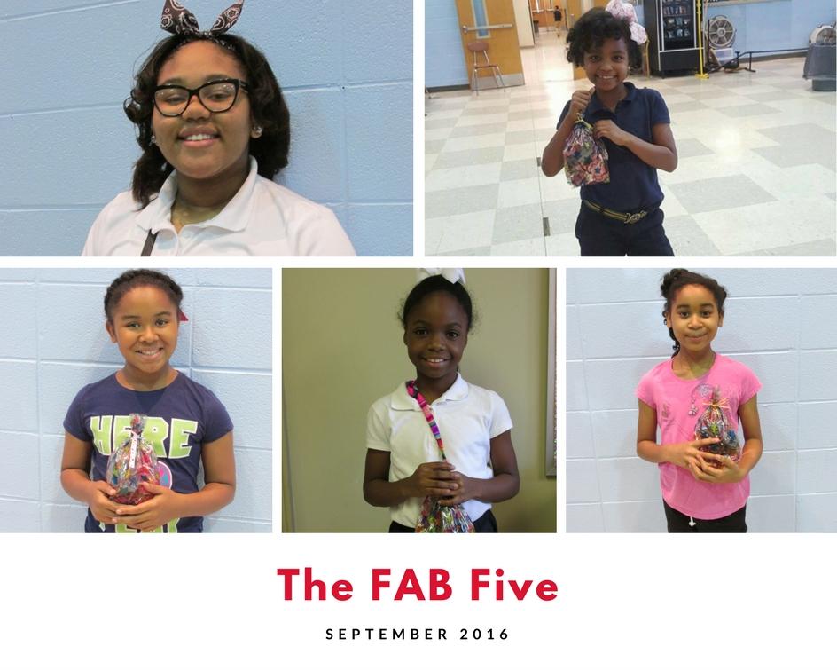 September FAB Five