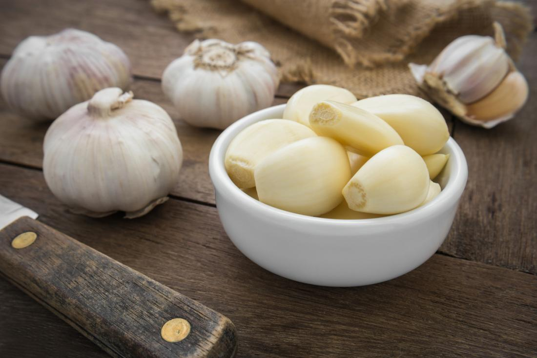 Fall = Garlic