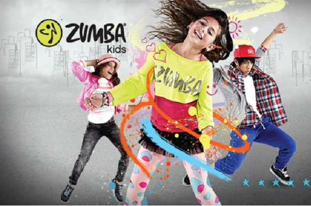 Zumba® Kids starts February 7th!