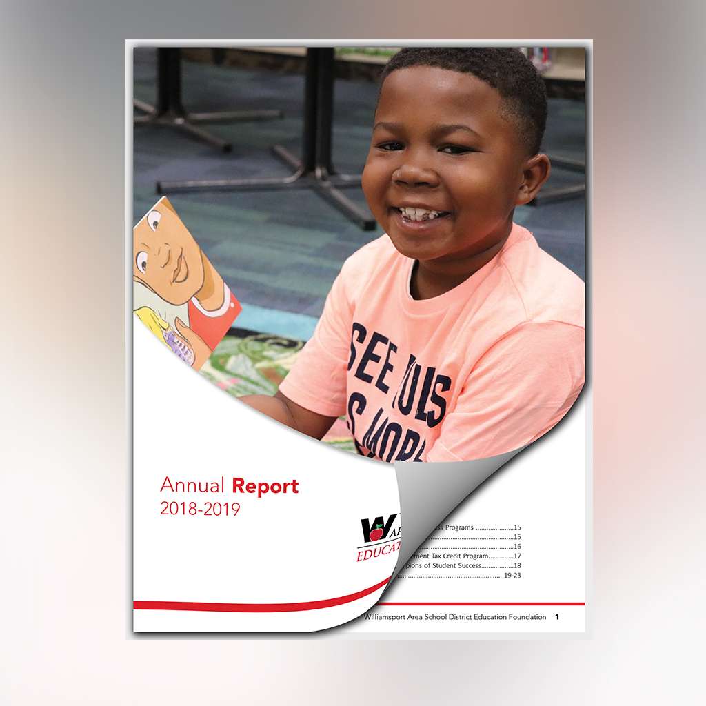 2018-2019 Annual Report Now Available