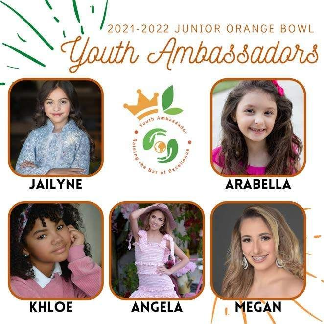 The Junior Orange Bowl hosted their Second Annual Youth Ambassador Fashion Show