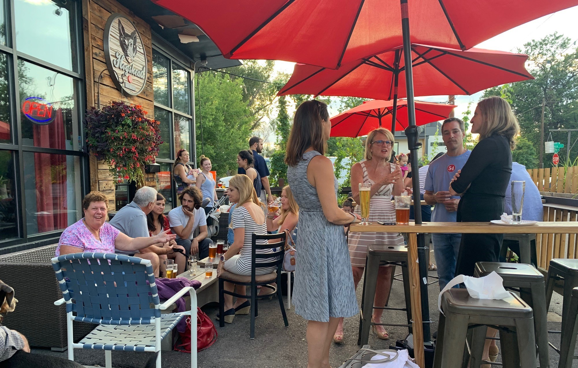 Community Supports Happy Hour Fundraiser