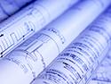 """Blueprints, 24"""" x 36"""""""