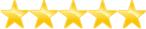 Five Stars - Testimonial 1