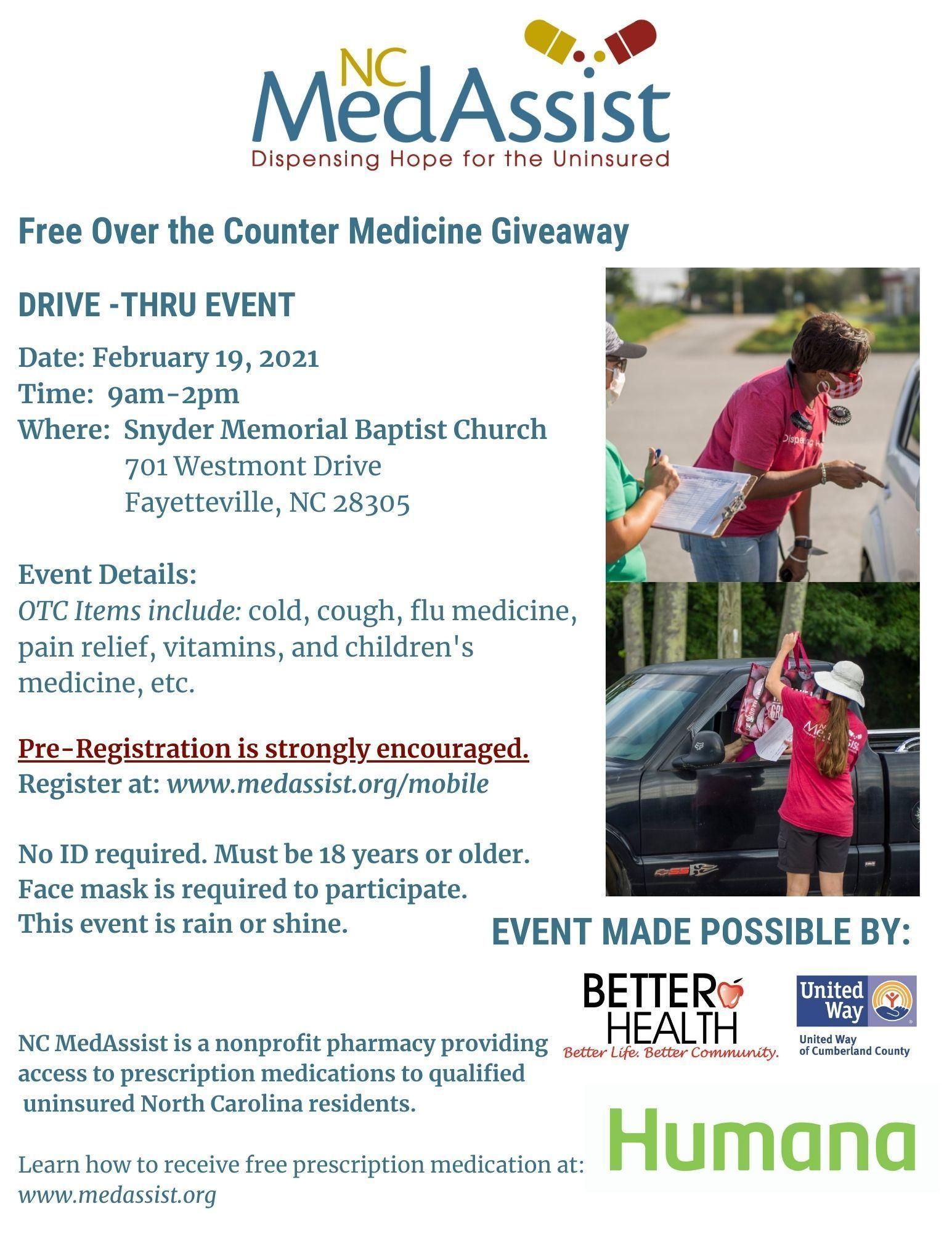 Better Health & Med Assist Mobile Pharmacy