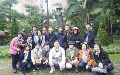 Overseas Pilgrimage to Macao