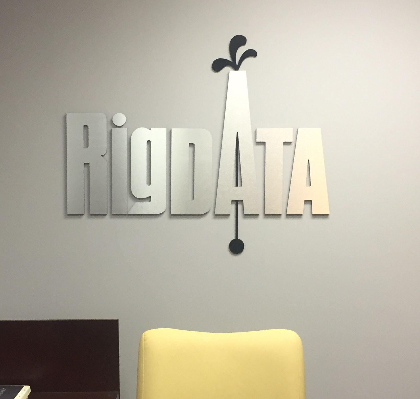 Rigdata - Interior Sign