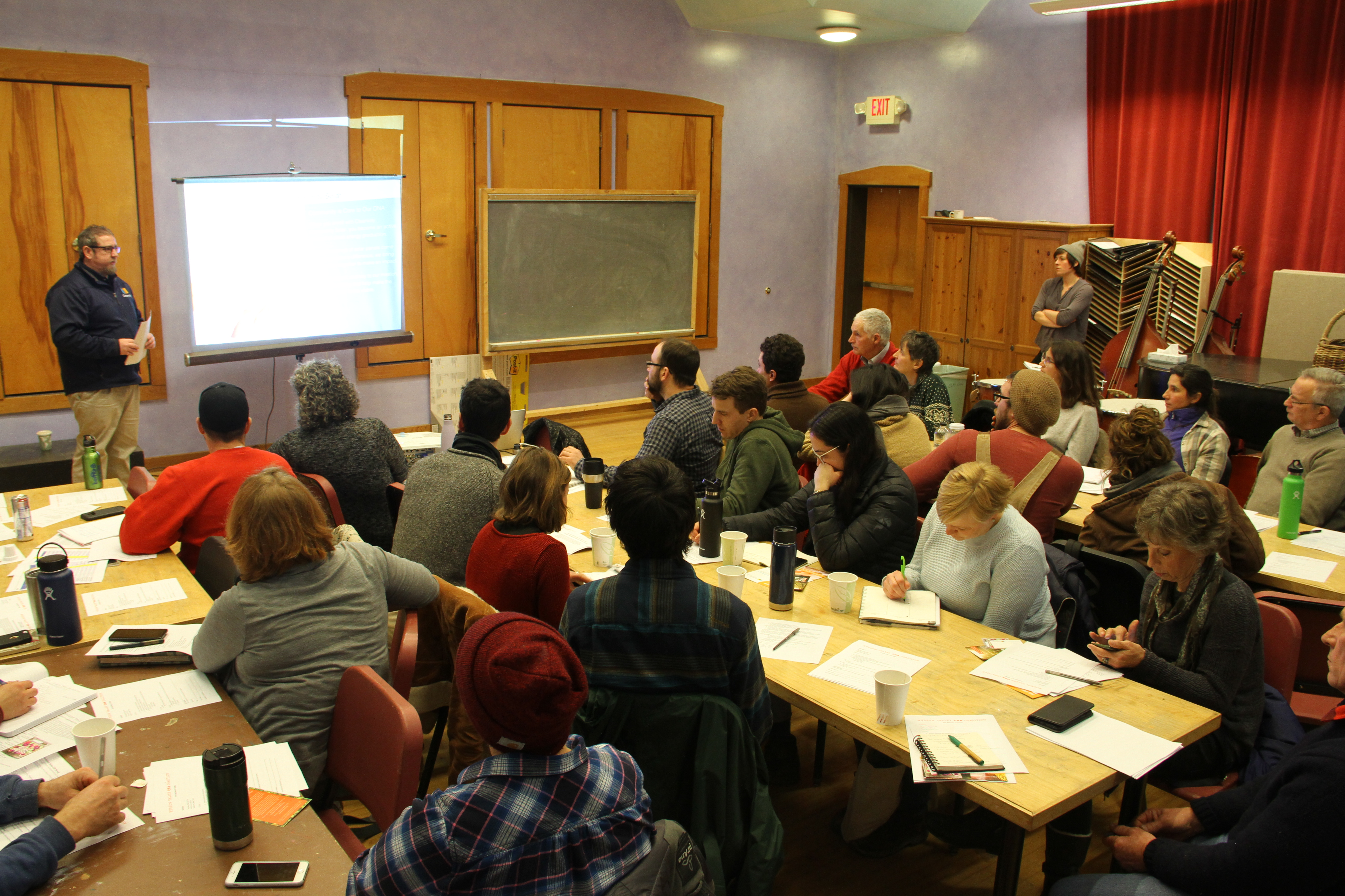 Hudson Valley CSA Coalition Hosts Annual Meeting of Farmers