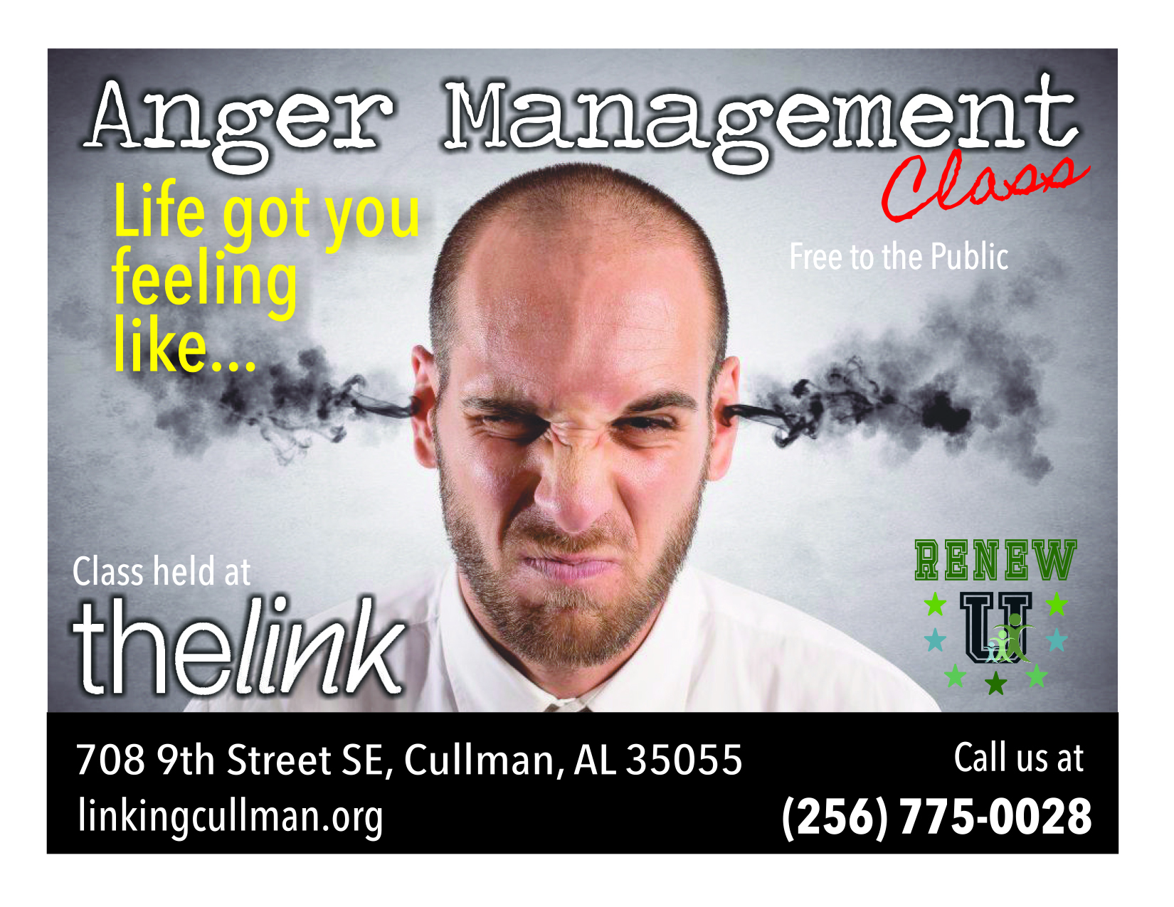 Anger Management Class