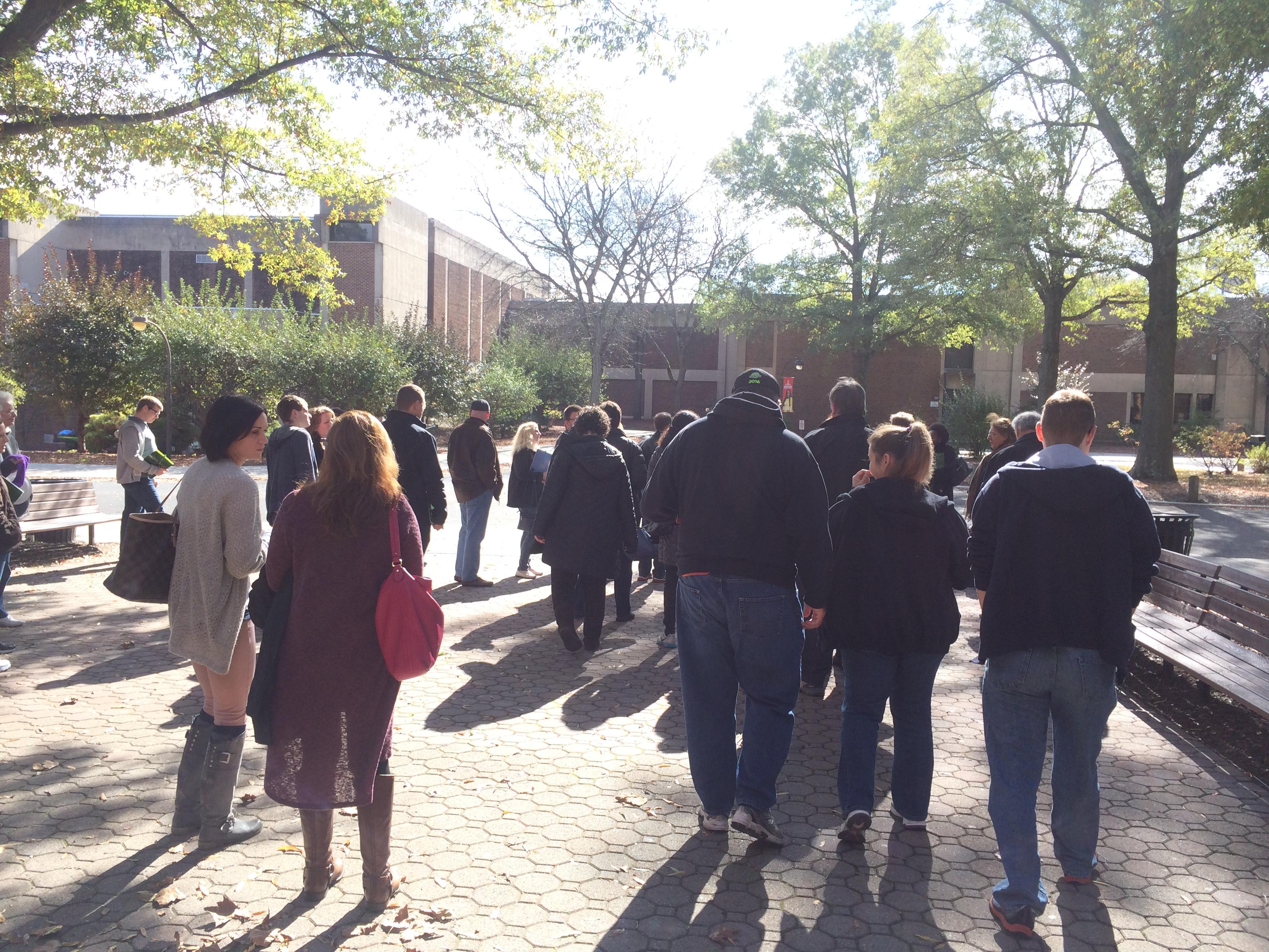 Mercer County Community College's DREAM Program College Tour