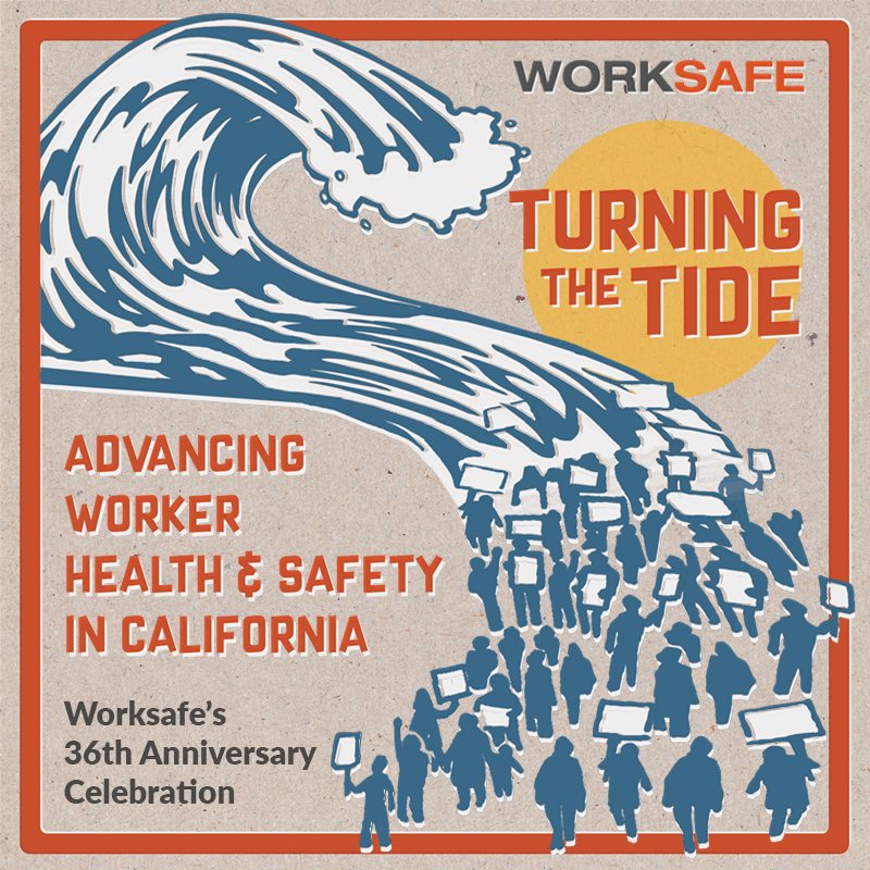 June 1, 2018 - Worksafe's 36th Anniversary Celebration