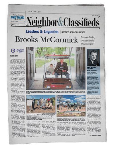 Brooks McCormick