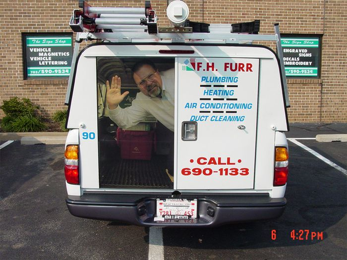 FH Furr Van Graphics