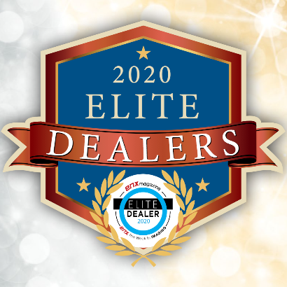 Eakes Named 2020 Elite Dealer by ENX Magazine