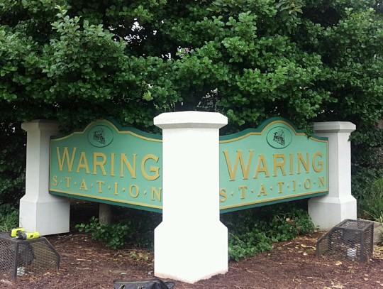 Waring Station