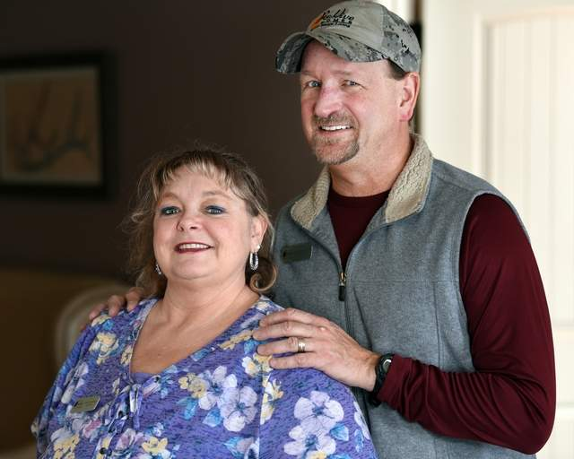 COUPLE CREATES A HOME FOR THOSE WITH ALZHEIMER'S AND DEMENTIA