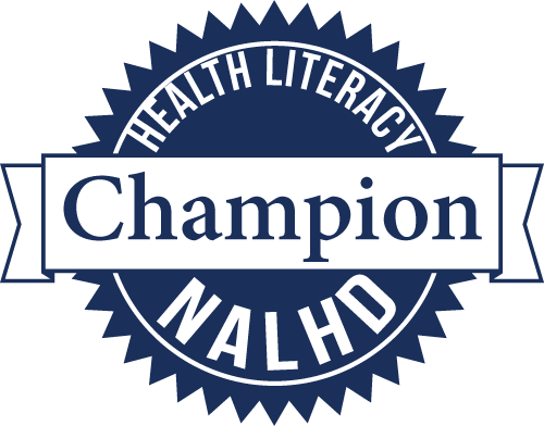 Become a Health Literacy Champion