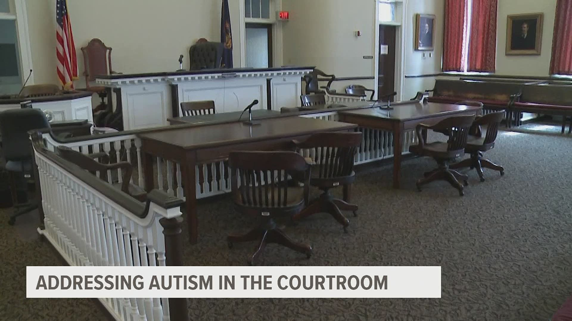 Why Autistic People Are Less Likely To Get A Fair Trial