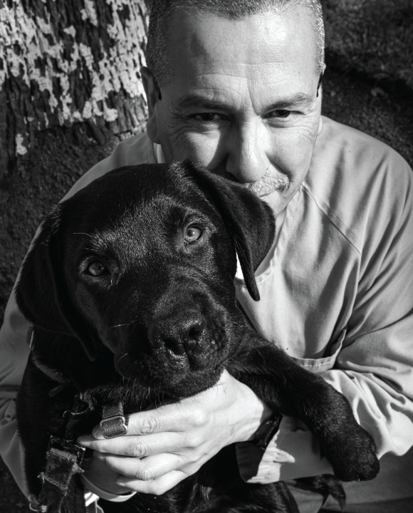 The Power of A Dog's Love: How A Dog's Nature Helps with PTSD