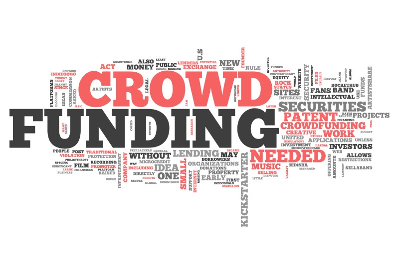 Crowdfunding: Your Basic Questions Answered