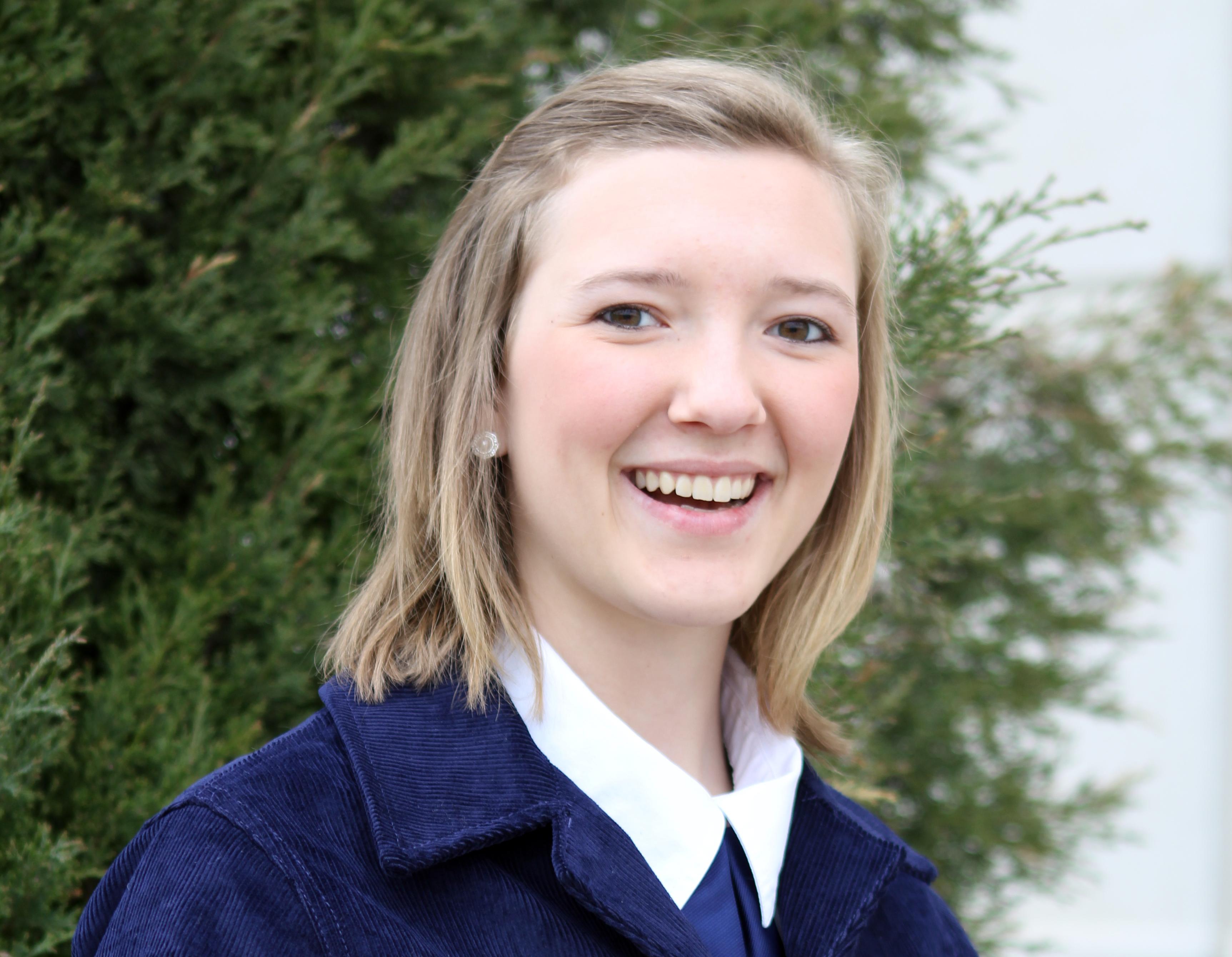 Meet Your 2016-17 Nebraska State FFA Vice President: Christy Cooper