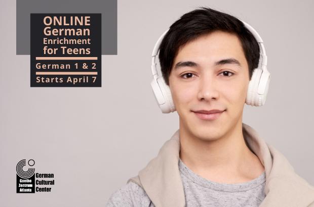 Online Enrichment for Teens - German 1 & 2