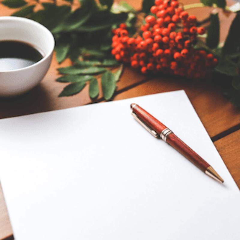 Celebrate National Write a Friend Month