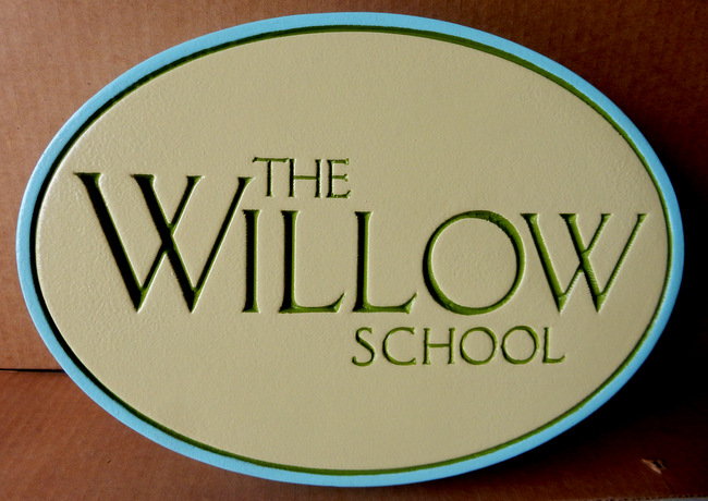 FA15620 - Engraved HDI Entrance  for the Willow School