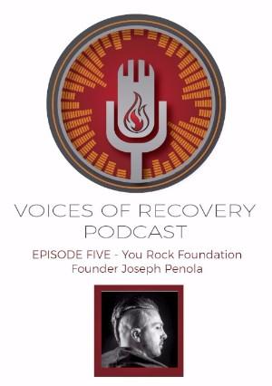 Episode 5 - You Rock Foundation founder Joseph Penola