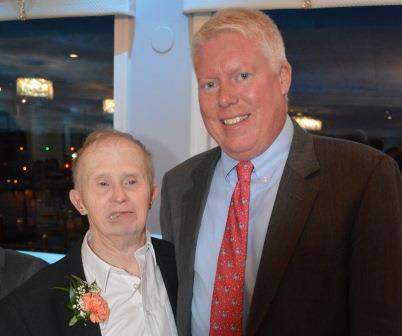 "The Arc Honors Mayor Ducey & ""Mayor"" Matt"