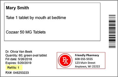 Make Your Prescription Labels Easier to Understand