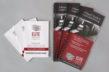 Free Envelope & Web Print Buyer Guides!