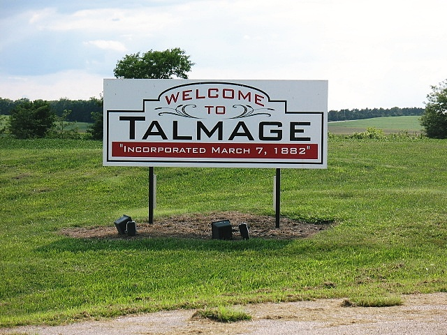 Welcome to Talmage