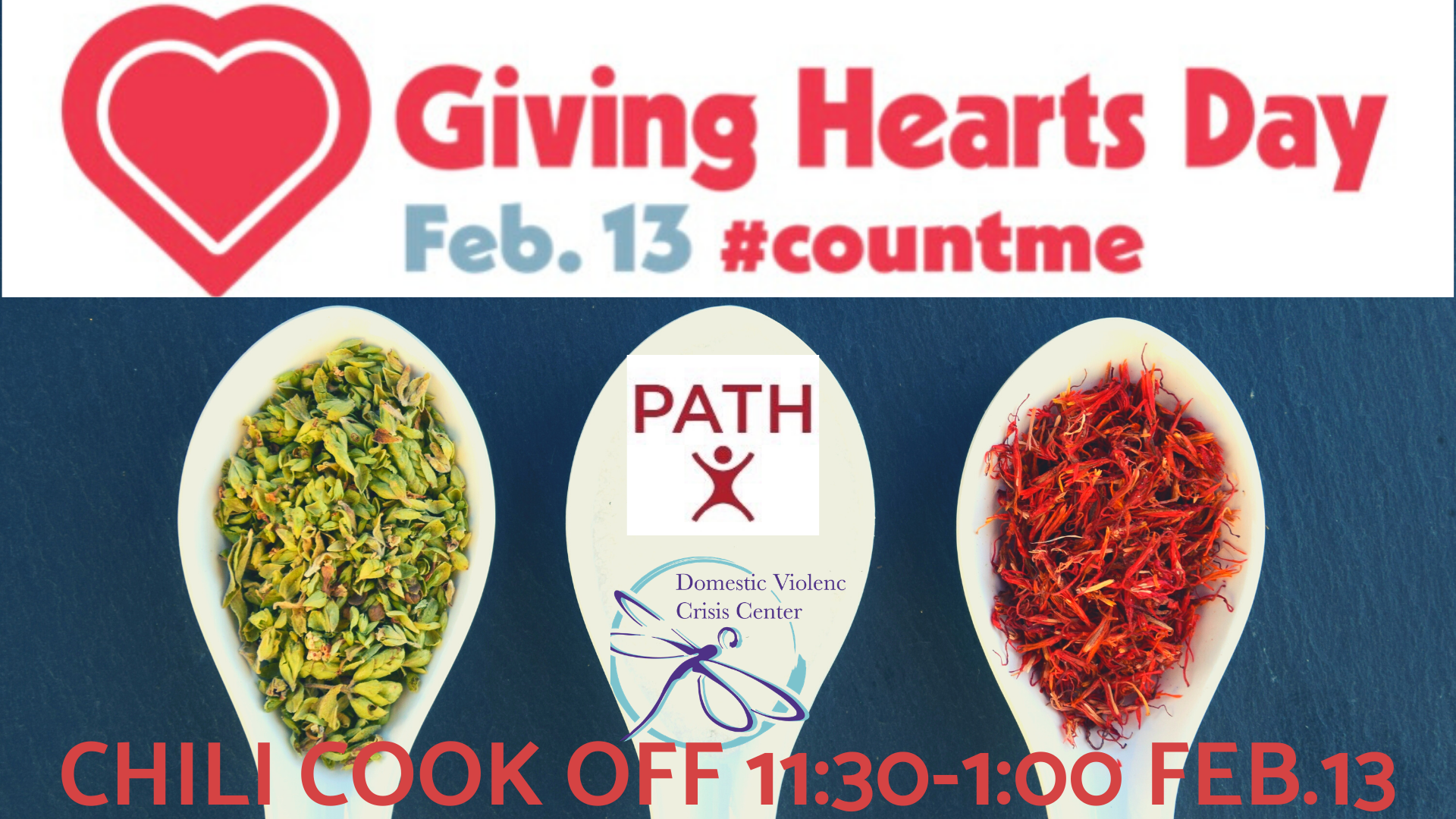 Giving Hearts Day Chili Cook Off