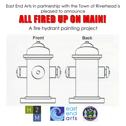DEADLINE to Apply: ALL FIRED UP ON MAIN! Fire Hydrant Artwork Contest